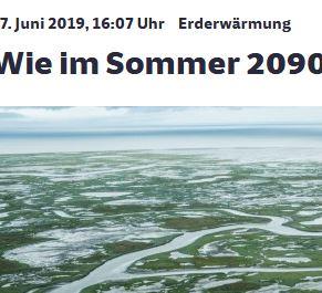 Archivmaterial: Erderwährmung 2020